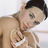 body brushing Body Brushing For Optimum Skin Care
